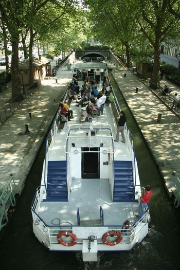 Paris Travel Paris Paris Je T Aime Paris ❤ Paris, France  Canal City Mode Of Transportation Parisjetaime San Martin Sanmartin Ship Street Transportation Water