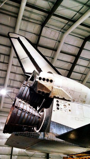 Space Endeavour Los Ángeles Museum