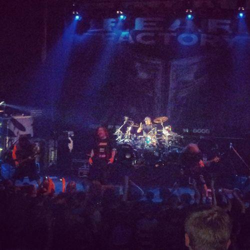 Fear Factory Concert