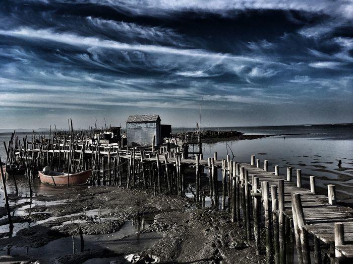 Porto Palafitico Portugal Sea Tranquility The Week On EyeEm