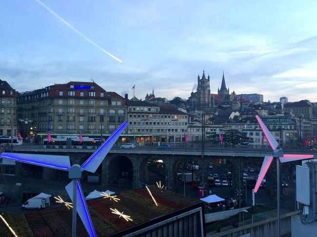 Cathedral Lausanne Switzerland