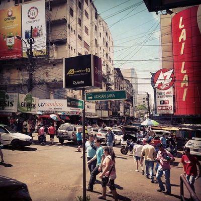 Amazing Ciudad del Este, Paraguay Ciudaddeleste Paraguay Город-черкизон ))) можно купить все что угодно