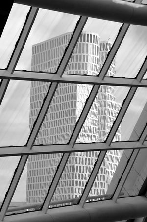 Berlin Photography Upper West Berlin Architecture Built Structure Ludwig Erhard Haus Behind The Window Bnw_friday_eyeemchallenge City Mistery Atmosphere Streetphotography_bw Bnw_collection Ig_berlincity Noir Et Blanc Skyscraper Upper West Motelone Berlin Black & White Berlincity Monochrome Eyeemphotooftheday Archtecture Modern Architecture