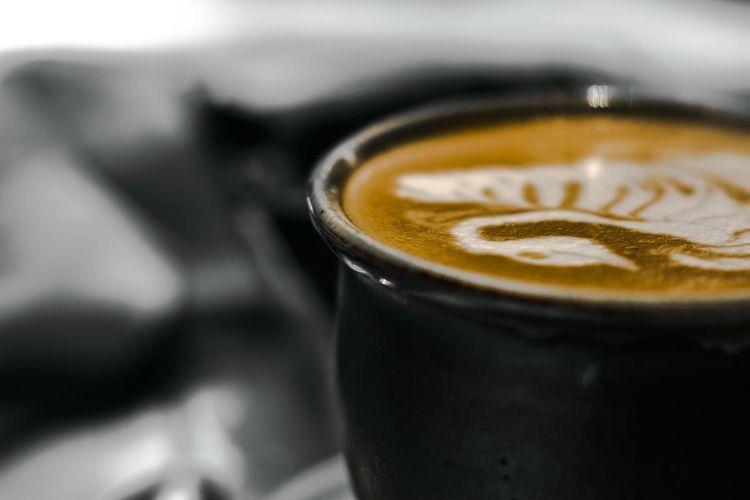 Close-up Coffee