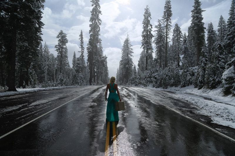 Photography by Markelle Palombo in Lassen Volcanic National Park. Lassen National Park Markelle Extraordinary Decisions