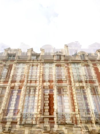 Paris Placedesvosges Architecture Europe Cityscapes City Cityscape Double Exposure IPhoneography France Madewithfaded Urban Geometry Urban Landscape Urbanphotography Urban
