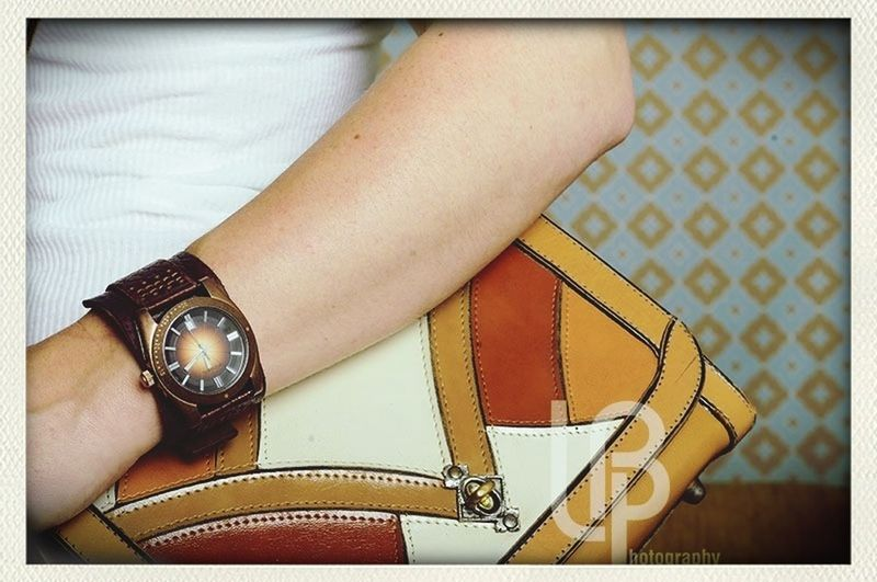 Vintage Fossil Watch Vintage Photo Shoot Fossil