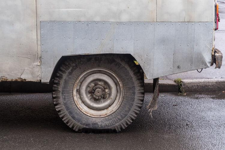 The wheel of