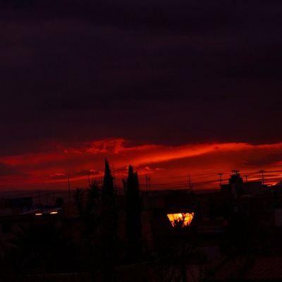 Cielo rojo Fotografia Mipasion DG