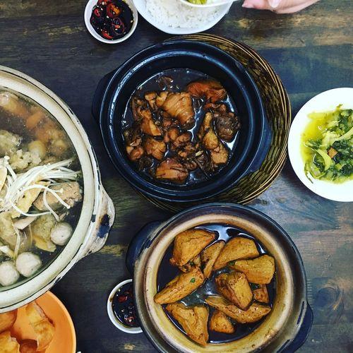 Soon Soon Heng Bak Kut Teh Food Breakfast Bakkutteh Pork Ribs Herbalsoup Johorbahru