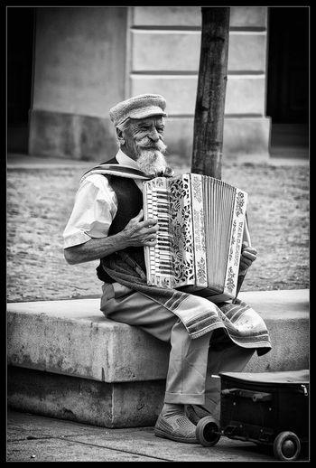 Street Photography Street Portrait Monochrome Black & White