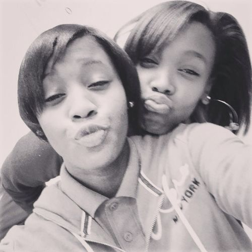 Me And Bre.!