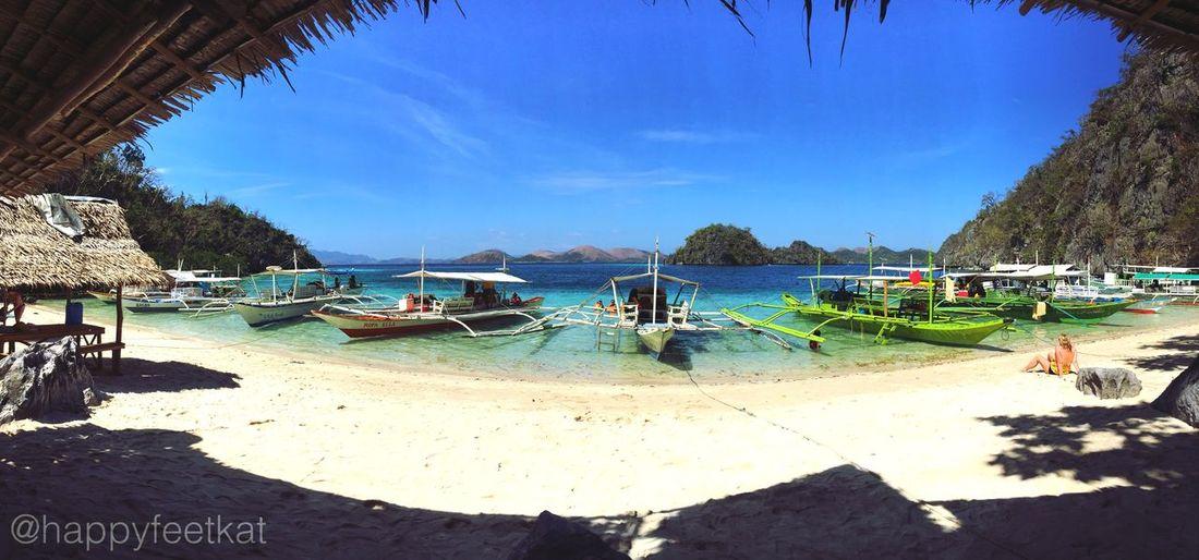 Take me back.✈️🇵🇭 Palawan Life Is A Beach Coron Philippines EyeEm Best Shots Eyeem Philippines IPhoneography Wanderlust Be My Wanderlust Enjoying The Sun