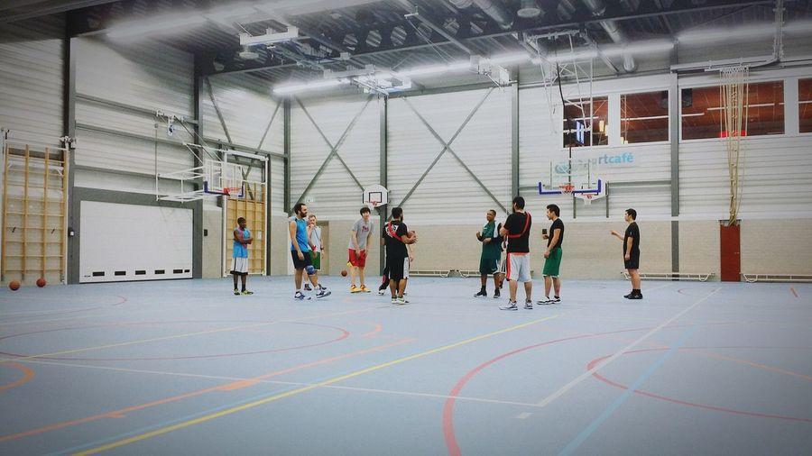 Basketball First Eyeem Photo