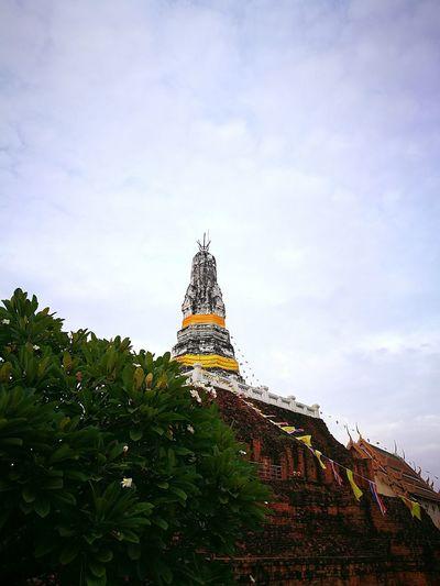 Chedi Asian Culture ASIA Asian  Religion Stupa Thailand Nakorn Phathom