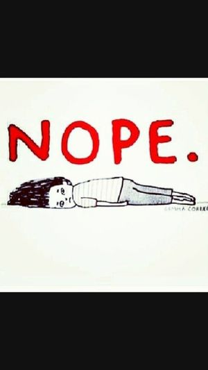 How my body feels about getting up today. Spoonie  Lifeofaspoonie P.o.t.s Fibromyalgia