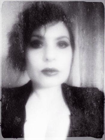 I'm ET MemyselfandI Dark Art Open Edit Dark Portrait Selfportrait Darkart NEM Self Monochrome Blackandwhite Black & White Bnw Vampires And Werewolves