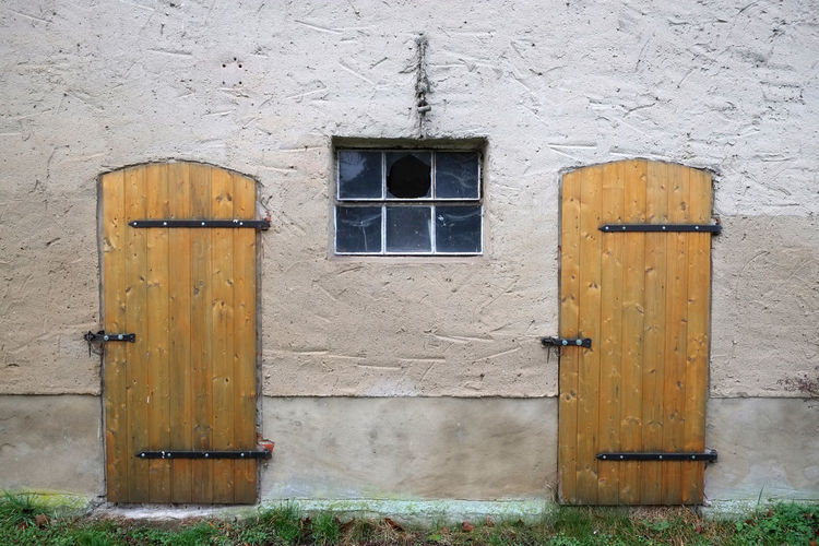 Abandoned Architecture Background Backgrounds Building Exterior Built Structure Closed Countryside Door Entrance House Old Textures And Surfaces Wall Weathered Window