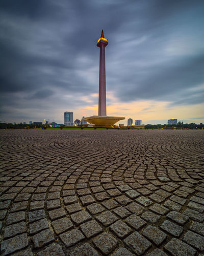 Monas before