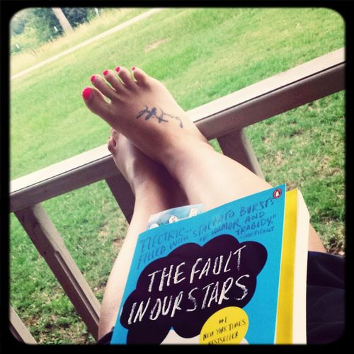 enjoying my book on the porch while listening to the thunder First Eyeem Photo