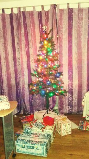Christmas2015 Christmas Tree Presents