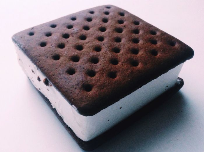 Learn & Shoot: Single Light Source ice cream sandwich Mmm Food IPhoneography Natural Light