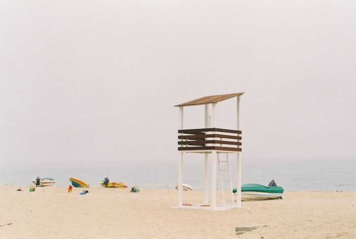 Beach Beauty In Nature Clear Sky Copy Space Day Film Film Photography Filmcamera Fm2 Horizon Over Water Korea Nature Nikon No People Outdoors Sand Scenics Sea Shore Sky Tranquil Scene Tranquility Vacations Water EyeEm Selects Sommergefühle