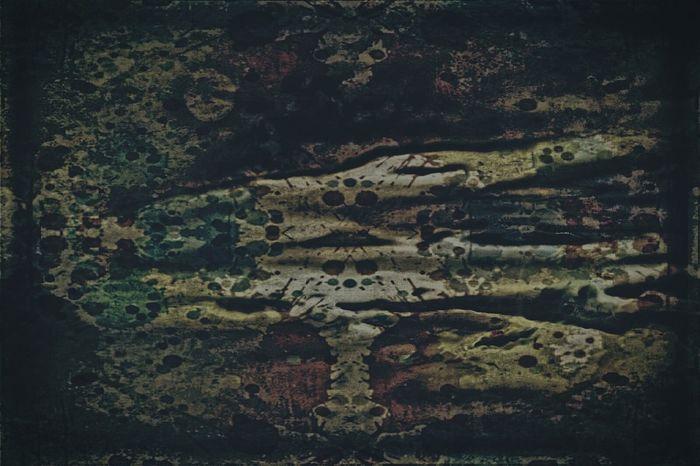 Digital Art Abstract Space Deformation