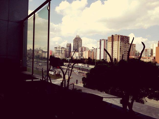 City Nice Day