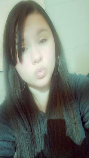 Kisses That's Me My Hair <3 I Love My Lips