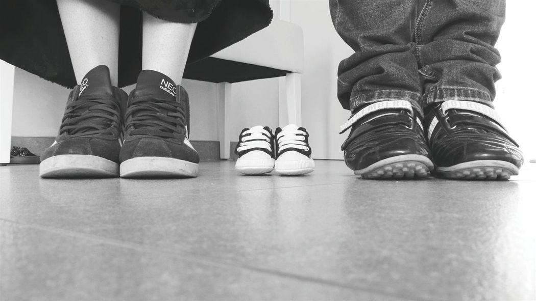 Mum&dad Futuremom Futuredad Baby Shoes