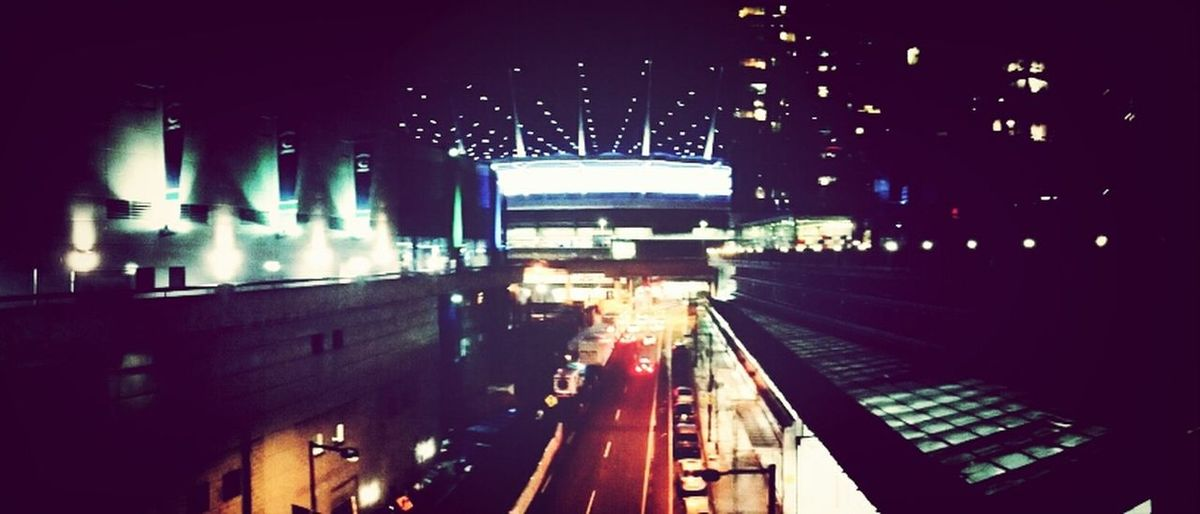 "Cityscapes Andrography Phoneography Lomography BC Place Shuttermag ""Another Look"""