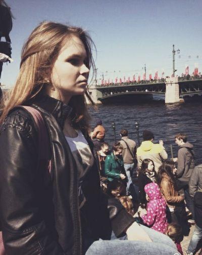ялюблюсвойгород First Eyeem Photo Санкт_Петербург набережная нева невскийпроспект 9мая природа и красота любимыйгород спасибо деду за победу