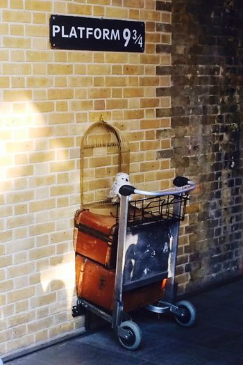 King's Cross, Harry Potter ⚡️