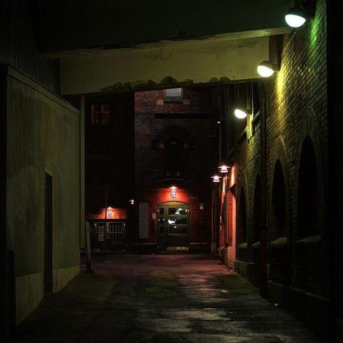 Sockerbruket Goteborg Gothenburg Tunnel passage ljus lights vackert city stad photo foto fotograf fotonavsjoskum sweden photooftheday art artist