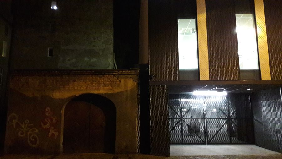 Which gate would you choose? Night Night Lights No People Urban Geometry Indoors  History No People Architecture
