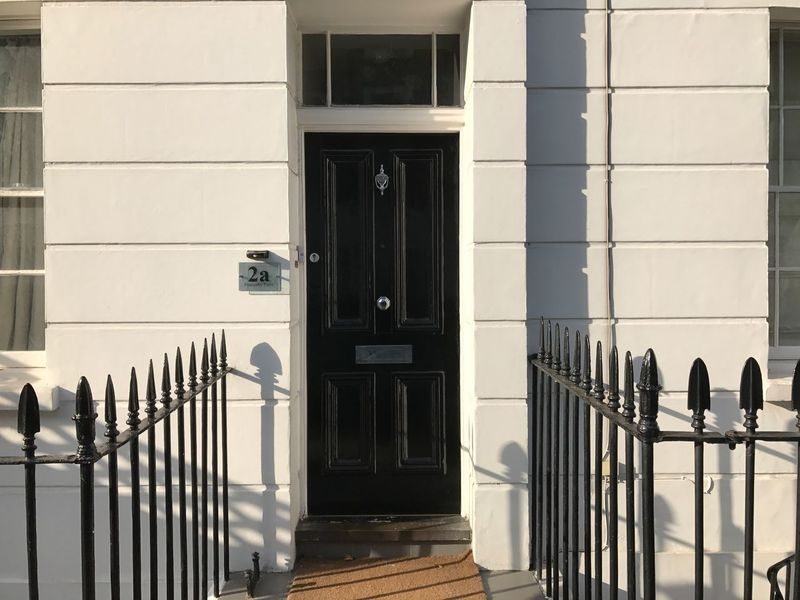 Door 2A Ponsonby Street, London Architecture City Street City Townhouse London