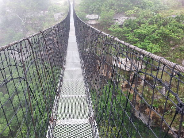 Oribi Gorge Hangbridge South Africa Kwazulunatal Sourhcoast