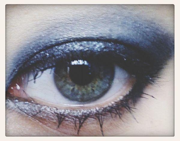 Eye Makeup Green Eyes Make Up <3