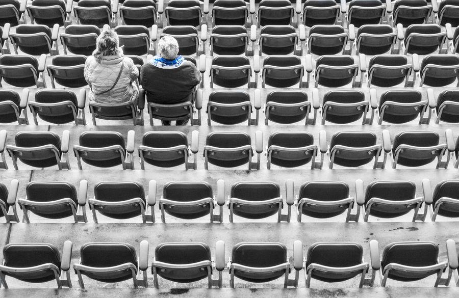 Berlin Berlin Photography Berliner Ansichten Black And White Blackandwhite Chairs Day In A Row Schwarzweiß Seats Waiting