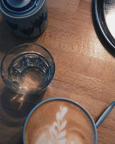 ▫◽❇❤☕❤❇◽▫ Coffee Cafe Mamacoffee Latteart VSCO Vscocam Igercz Igers Instamood Picoftheday Onmytable Prague