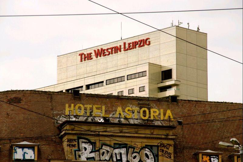 Astoria vs. Westin. Your choice