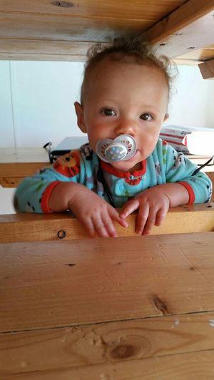 My baby boy Kayden