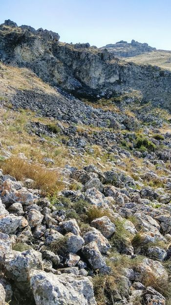 Avalanche  Rockfall Rock Slide Arid Climate Dangerous Mountain Backgrounds Full Frame Sky Landscape Arid Landscape Rocky Mountains Extreme Terrain Eroded Mountain Range Geology Barren Canyon