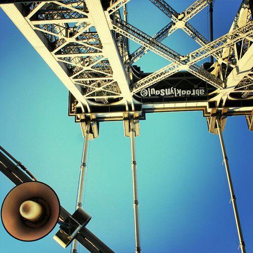 Williamsburg Bridge NYC LES From Manhattan To Brooklyn