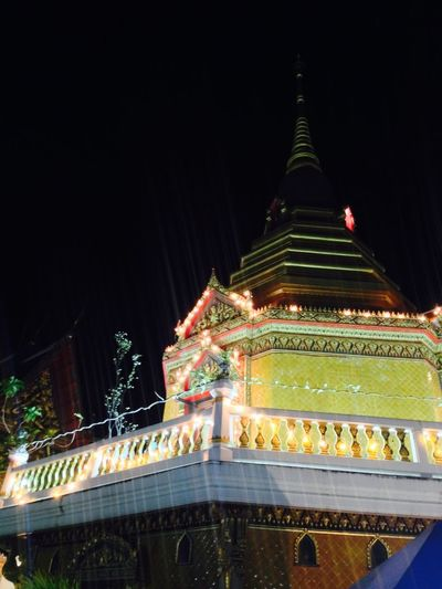 Thai temple Fair