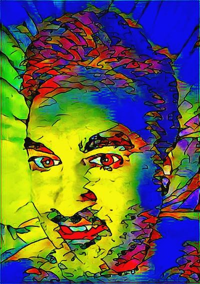 My tribute to Peter Max! Geoff Emerick actually liked this on Instagram!And Multi Colored Art And Craft Abstract Human Face Painted Image Human Body Part People Close-up Artistic Photo Portland, Or. Portrait One Person Human Eye Beauty Males  Celebration Lost In The Landscape Artistic Photography Abstract Photography Impressionism Portland, OR Looking At Camera Beatles