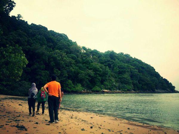 Hello World Enjoying Life Outdooradventure Outdoorphotography TanjungTuan Portdickson Malaysia Beach