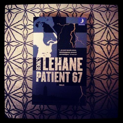 Veckans boktips är den fenomenala boken bakom den riktigt bra filmen Shutter Island. Bookoftheweek Books Dennislehane Patient67