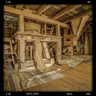 Finland Lakesaimaa Puumala Oldmill oldmills
